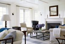 Living and Family Rooms