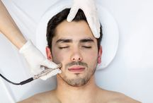 Winter Skincare / For Drastic results, many estheticians recommend microdermabrasion. A treatment that uses a spray of microcrystals to deeply exfoliate and improve the texture of the skin and can even treat Acne Scaring.