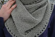 Crochet Scarves & Cowls