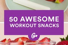 snacks before or after workout
