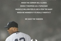 New York Yankees / by Indelethio Nebeker