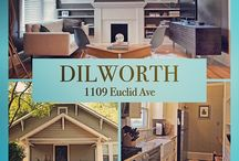 Savvy Sells: Dilworth / Dilworth is one of Charlotte's hottest neighborhoods. Most homes were built from the 1900s to the '30s and are filled with fascinating architectural details and great history. The wide tree-lined streets and neighborly attitude add to the charm. / by Savvy + Co. Real Estate