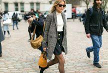 fashion week London street style fall2017