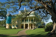 San Francisco Plantation / One of the most opulent, colorful, and distinctive plantation home in the south!