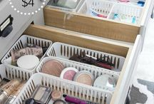 Storage ideas for organising your home .
