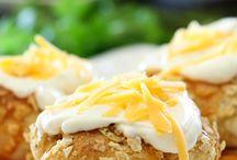 casseroles & comfort foods
