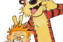 Calvin & Hobbes / by all about the cozy