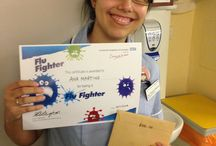 Flu Fighters 2014/15 / As part of our Flu Vaccine campaign, we've been handing out high street gift vouchers (funded by the Wellbeing at Work team) to our staff who take the time to Be a Flu Fighter this winter! View our lucky winners here!