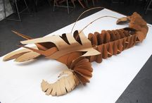 Paper Sculpture / by Kitty Carson