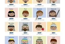 Myers Briggs Personalities / by Susie Milo