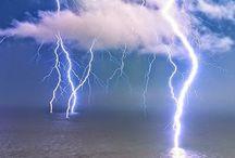 viharok,villámlások