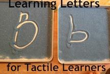 Kindergarten teaching ideas / by Marcie Haywood