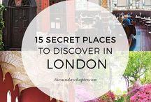Hidden London - versteckte Schätze in London / Entdecke Londons geheime und versteckte Orte und solche, wo du nur wenige Touristen triffst #London #hiddengem #versteckteecken #hiddenLondon secretplaces #thingstodo #travel #ideas #cities #gems #spaces #houses #buildings #specialbreaks