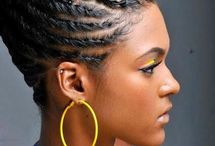 Protective styles and twists
