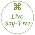 soy free, nut free