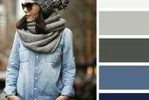 paleta farieb v mode / kombinujme ❤