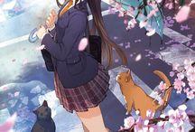 Anime Caption
