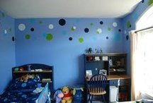 boys room / by Hayley Regan
