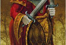 tarot: queen of swords