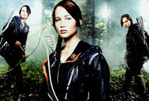 the Hunger Games / Hunger games movie / by Sh!r!