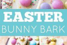Easter Candy Recipes and Crafts