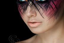 Make up inspirations / Minden ami smink