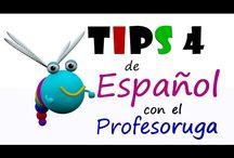 Videos de español para lengua materna y extranjera