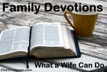Being a Godly Wife / by Meg Beard
