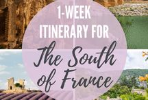 Southern France trip