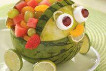 ovocné dorty