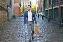 Meet The Model - Kyran Edmund Ambrose