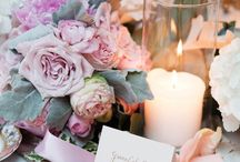 Decor / Your wedding decor is the perfect way to express your style as a couple. Get inspiration from these wedding centerpiece ideas to see what color palette, style and designs speak to you.