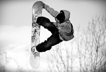 Snowboarding / by Suzanne Gest