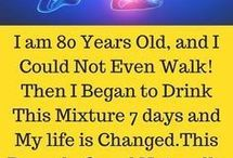 FANTASTIC RECIPE. WILL HEAL YOUR BACK SPINE. KNEE AND HEAL. ONE 80 YEAR OLD IS NOW WALKING