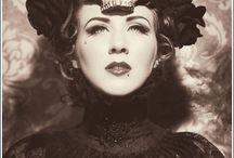 Headdress inspiration