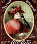 targhe, poster e cartoline vintage