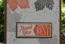Cards-thanksgiving/fall/Halloween  / by Michelle Most