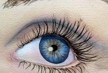 Eye / face art