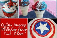 Holiday - Patriotic / by Michelle Courville