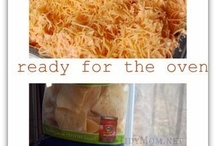 Football food / by Shelby Bosworth