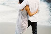 Styled engagement session Oahu