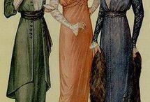 Moda I wojna kobiety
