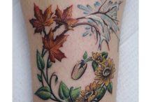 4 seasons tattoo