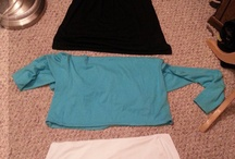 DIY clothes / by Kimberly Hamner