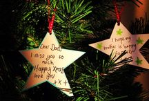 Wish Upon A Star / Allowing people anywhere in the world to have a star on our tree in support of Wish Upon A Star, helping bereaved children this Christmas.