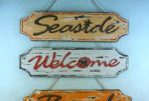 Nautical Signs