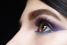 Make up… Beautiful eyes