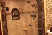Bathrooms / by Bridget Barlow