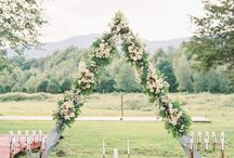 Ceremony Arches & Backdrops