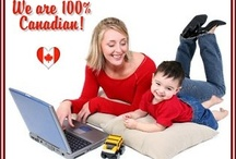 Canadian Moms Community / by Britt Raposo